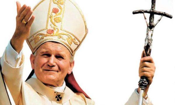 San Giovanni Paolo II Anniversario nascita 100 anni a Stella Maris.