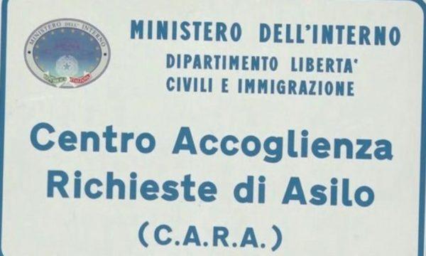 C.A.R.A di Palese problemi di ordine e salute pubblica